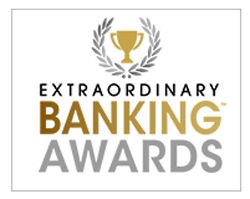 Extraordinary Banking Awards Logo